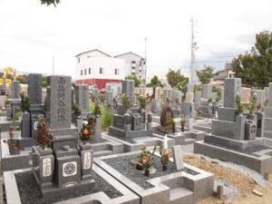 伊丹市_西桑津墓地