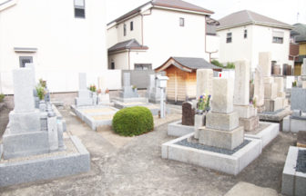 辻村墓地(北村住人会)の写真 伊丹市にあるお墓のことなら伊丹霊園ガイド