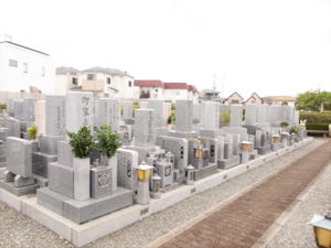 伊丹市営中野墓園