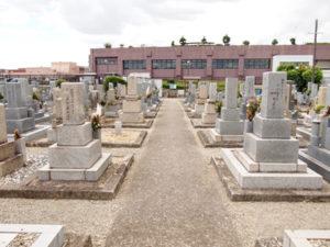 伊丹市_岩屋墓地