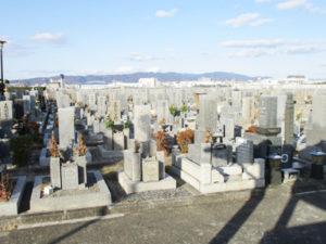 伊丹市営神津墓地の写真 伊丹市にあるお墓のことなら伊丹霊園ガイド