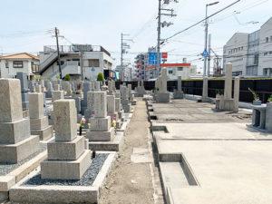 伊丹市一ツ橋墓地の写真 伊丹市にあるお墓のことなら伊丹霊園ガイド